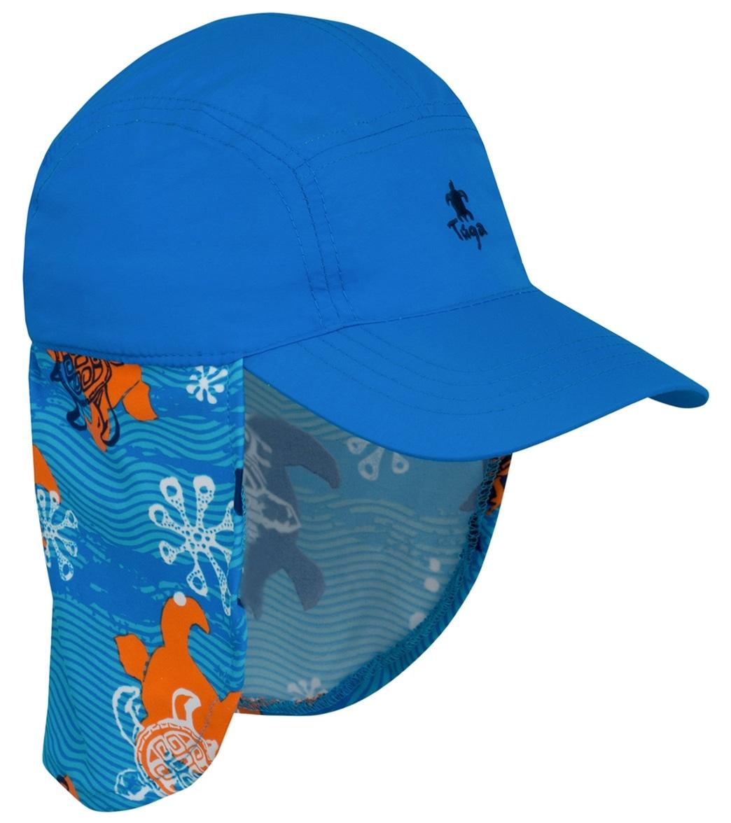 UV Sun Protection Summer Beach Legionnaire Hat Neck Flap Kids Boys Girls UPF 50