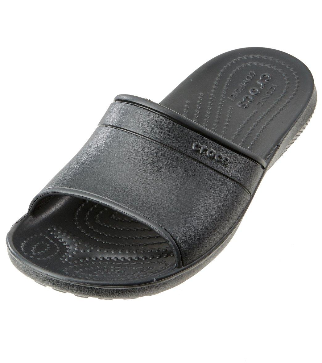 1c2bf6f11c07 Crocs Classic Slide at SwimOutlet.com