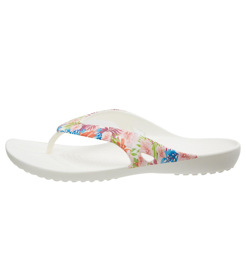 3096787f26eb2 Crocs Women s Kadee II Graphic Flip Flop at SwimOutlet.com