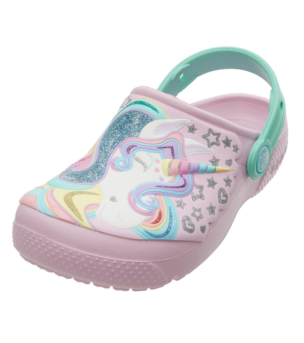 792b51013 Crocs Girls  Crocs Fun Lab Clog (Toddler