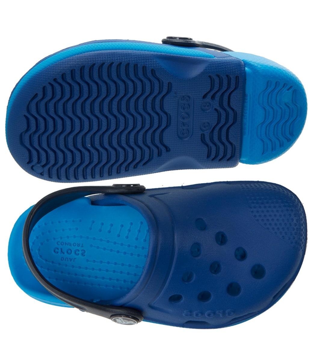 d9021e76b Crocs Boys  Electro III Clog (Toddler