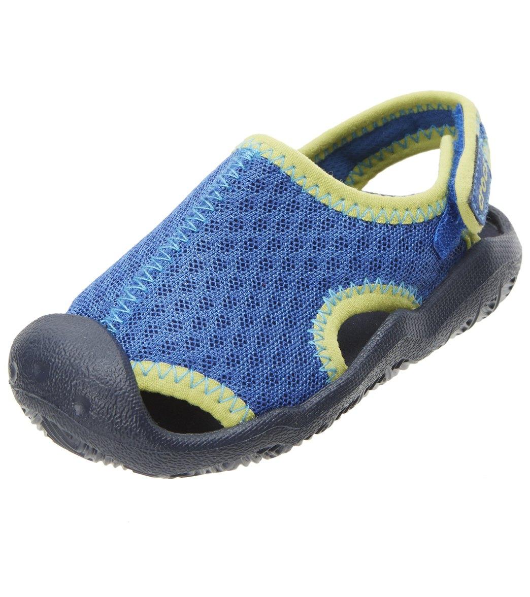 781518b0a1086 Crocs Boys  Swiftwater Sandal (Toddler