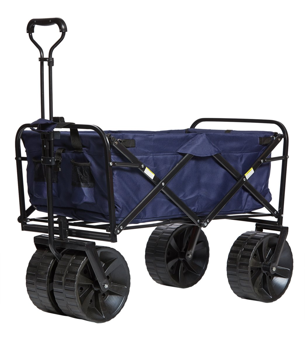 Sporti Heavy Duty Outdoor All Terrain Beach Wagon at SwimOutlet.com - Free  Shipping a1e122b30