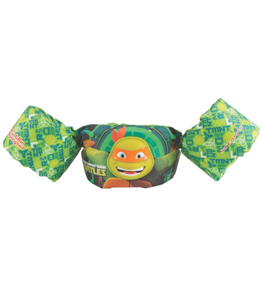 Stearns Puddle Jumper 3d Teenage Mutant Ninja Turtle Life Jacket At