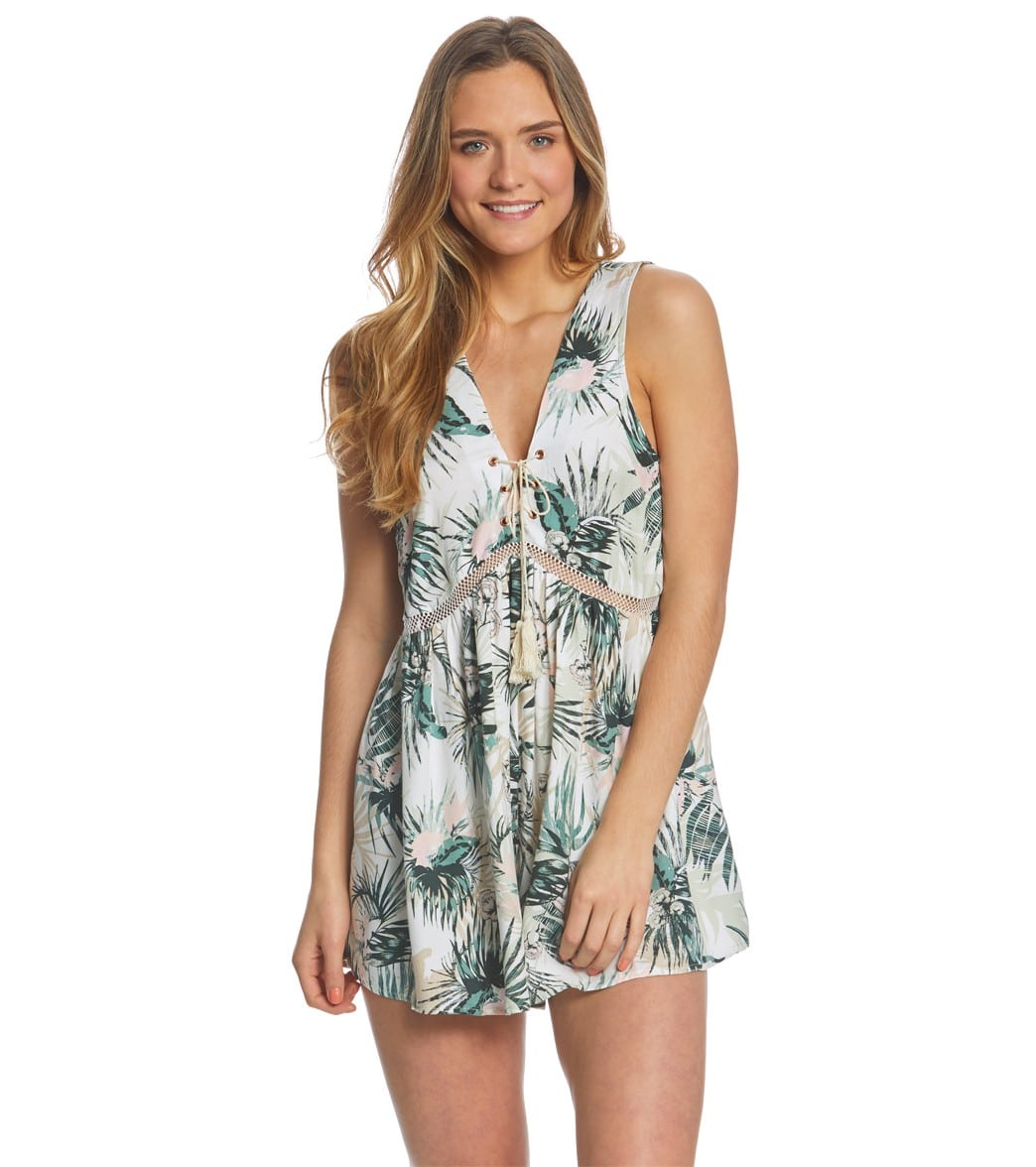 a990c18bac5 Somedays Lovin Coastal Roaming Playsuit at SwimOutlet.com - Free Shipping
