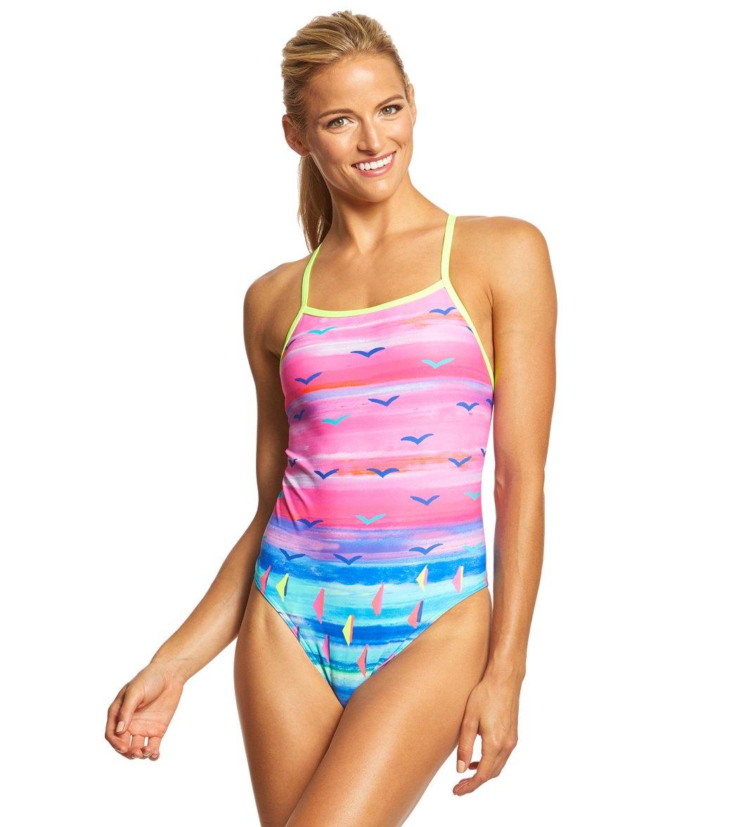 2b2d946f5587a Funkita womens regatta royale tie me tight one piece swimsuit at free  shipping jpg 1044x1176 Tight