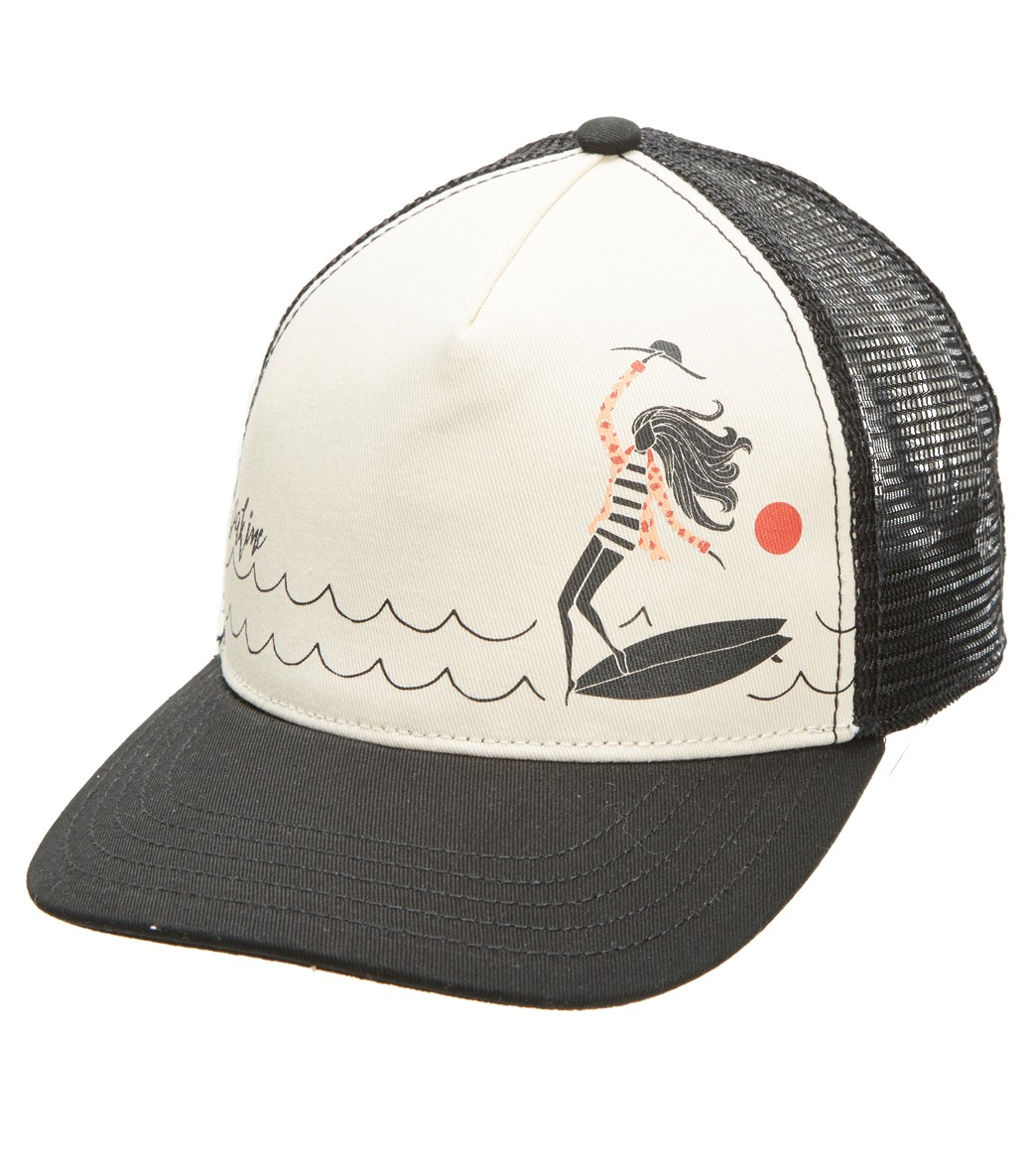 6746b4a5a72 Dakine Women s Lizzy Trucker Hat at SwimOutlet.com