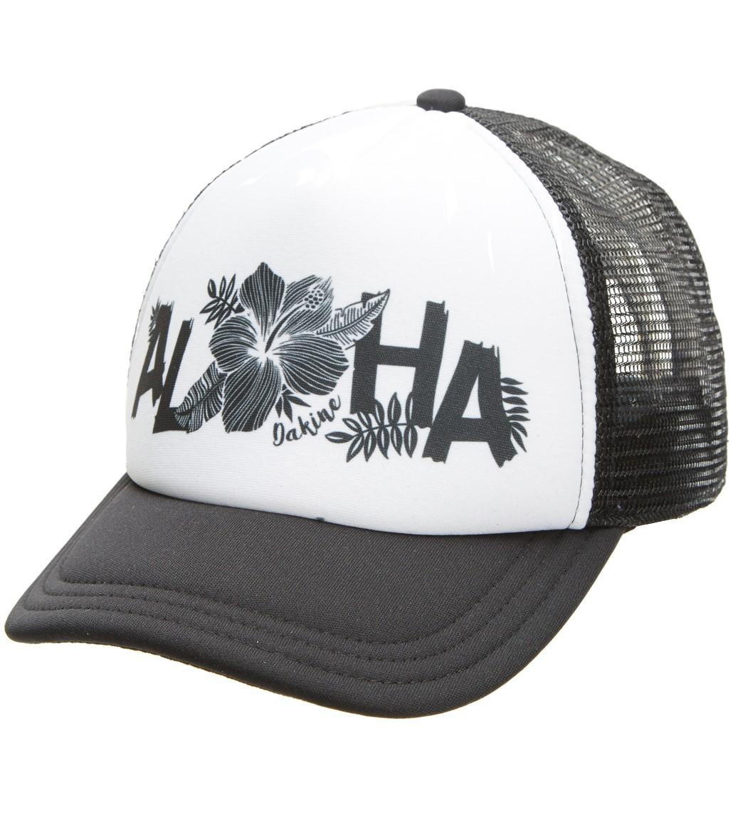 ebb73254091 Dakine Women s Aloha Trucker Hat at SwimOutlet.com
