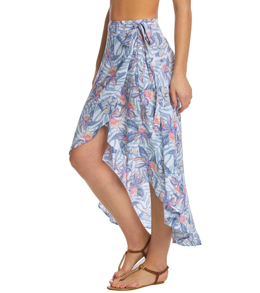 4c16f0008fee Rip Curl Women's Tropic Tribe Maxi Skirt at SwimOutlet.com - Free ...