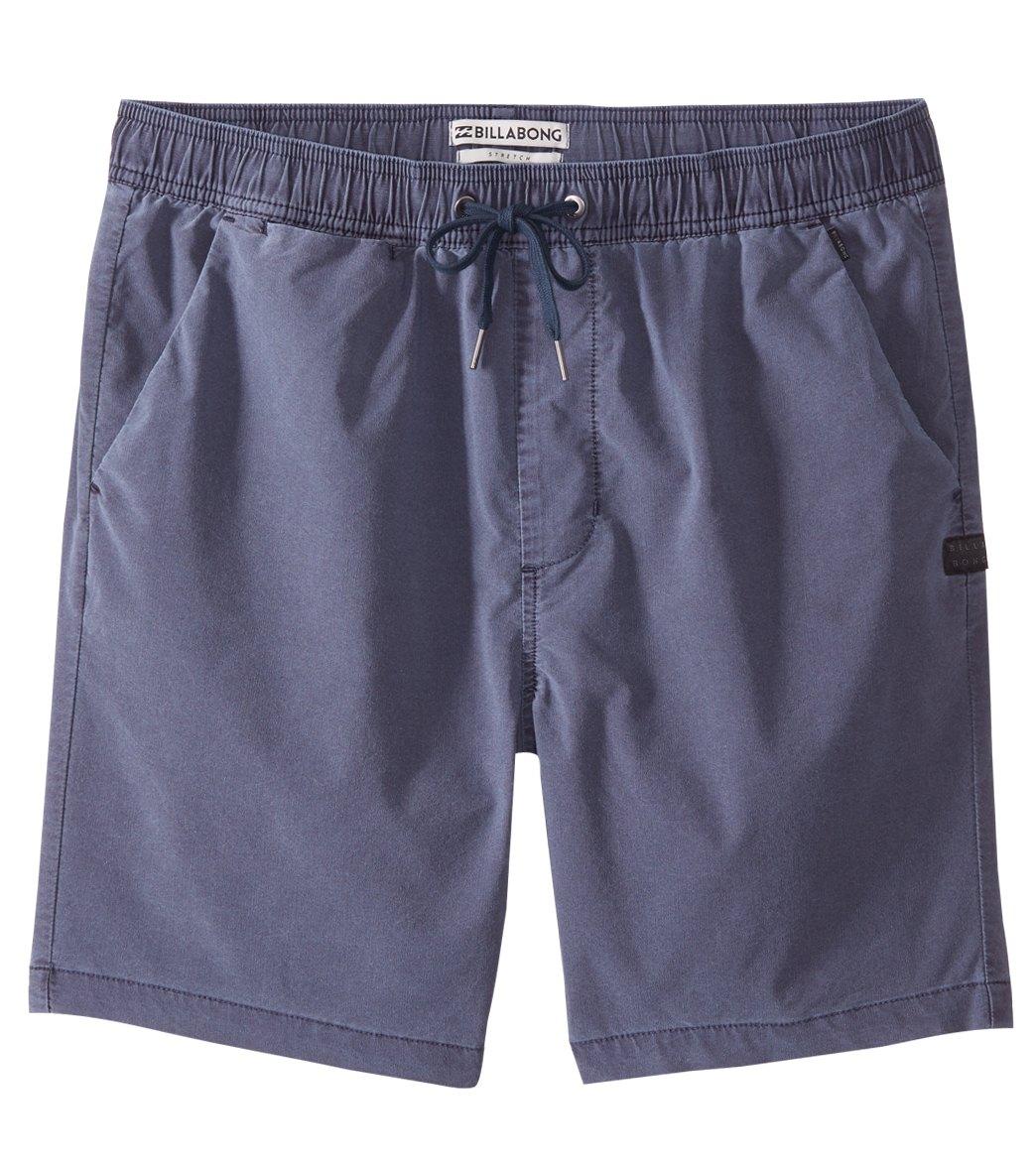 Billabong Men s Larry Layback Shorts at SwimOutlet.com - Free Shipping adcf47926004