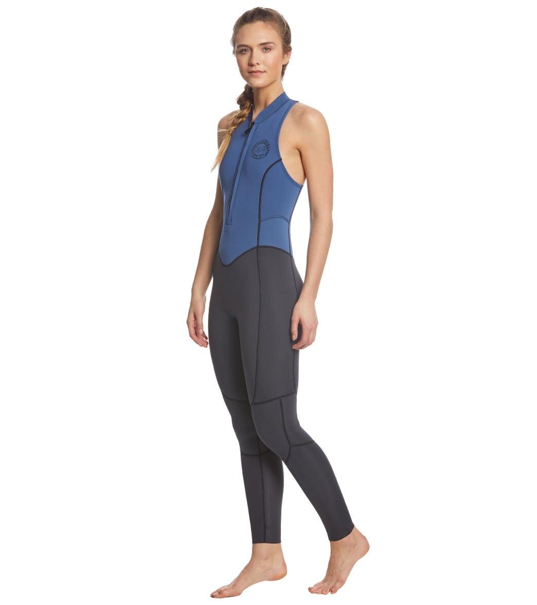 a36adc0fff6418 Billabong Women s Salty Jane Sleeveless Fullsuit at SwimOutlet.com ...