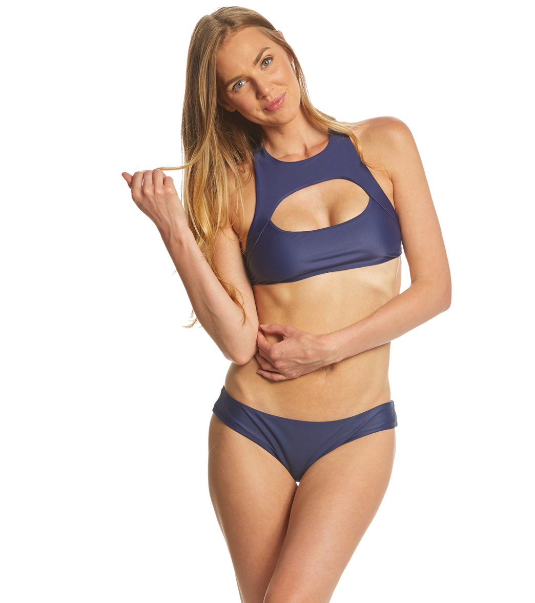 0160714c15 Speedo Women s Sydney Racerback Bikini Top at SwimOutlet.com - Free ...