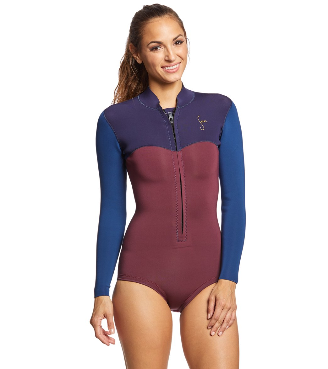 c369f22481c Seea Port Carmel 2mm Yulex Spring Suit at SwimOutlet.com - Free Shipping
