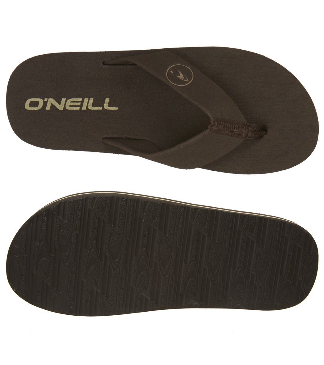 5227a8311c91 O Neill Men s Phluff Daddy Flip Flop at SwimOutlet.com