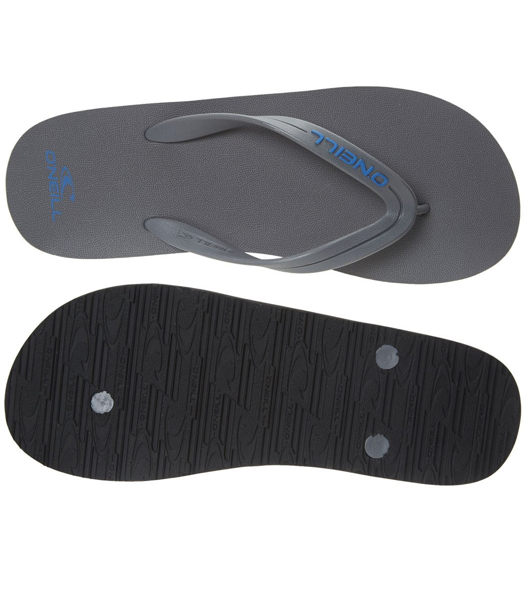 b13183a0f O Neill Men s Friction Flip Flop at SwimOutlet.com