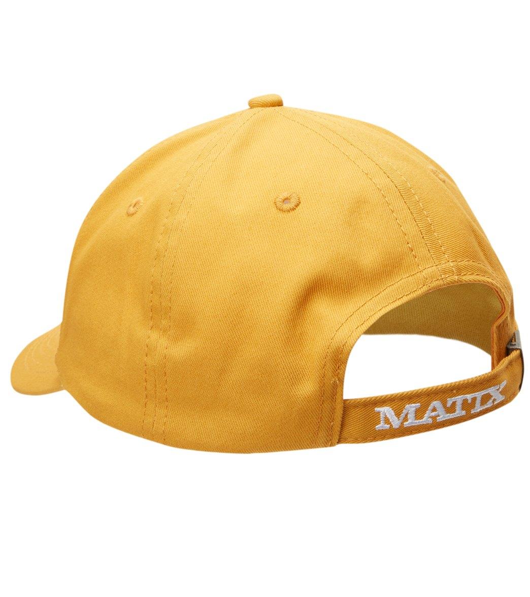 6b7565be Matix Men's Corporate Polo Hat at SwimOutlet.com