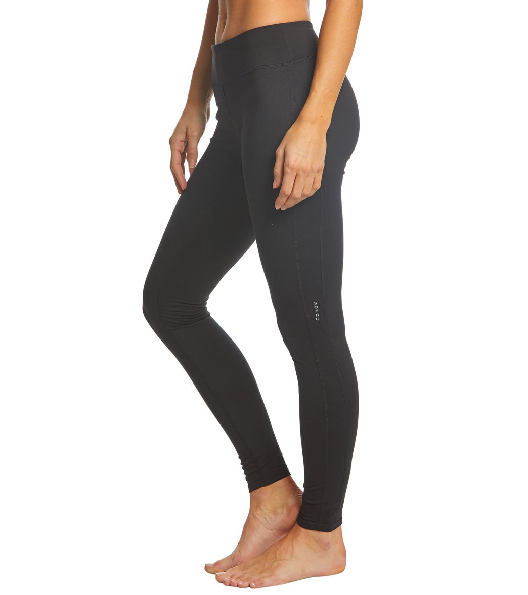 84b00b267e Soybu Steel Core Yoga Leggings at YogaOutlet.com
