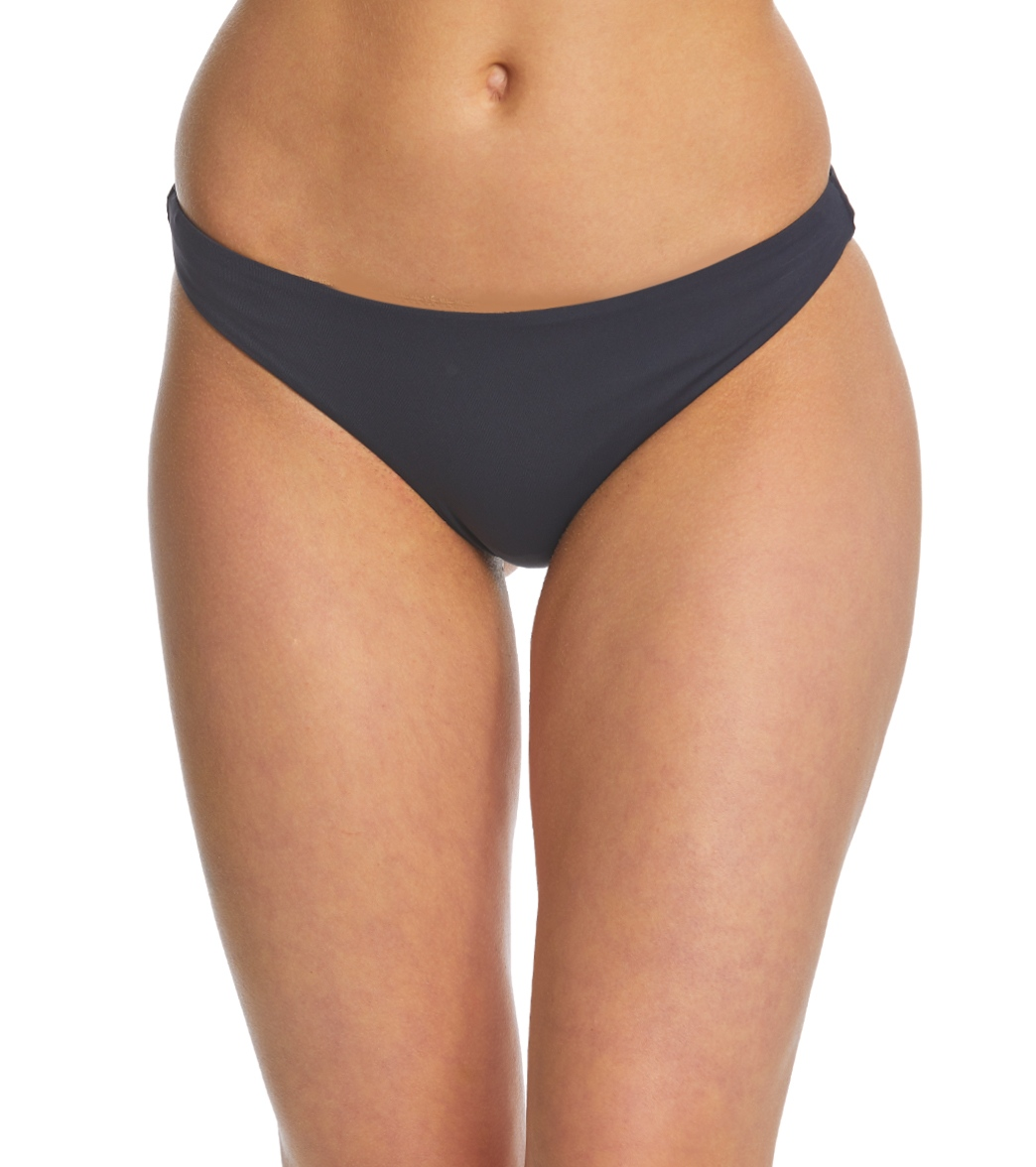 562d7c95efc Roxy Women's Solid Softly Love Reversible Surfer Bottom at SwimOutlet.com