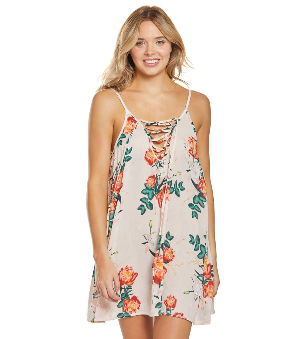bd6990d253 Roxy Softly Love Cover Up Dress at SwimOutlet.com