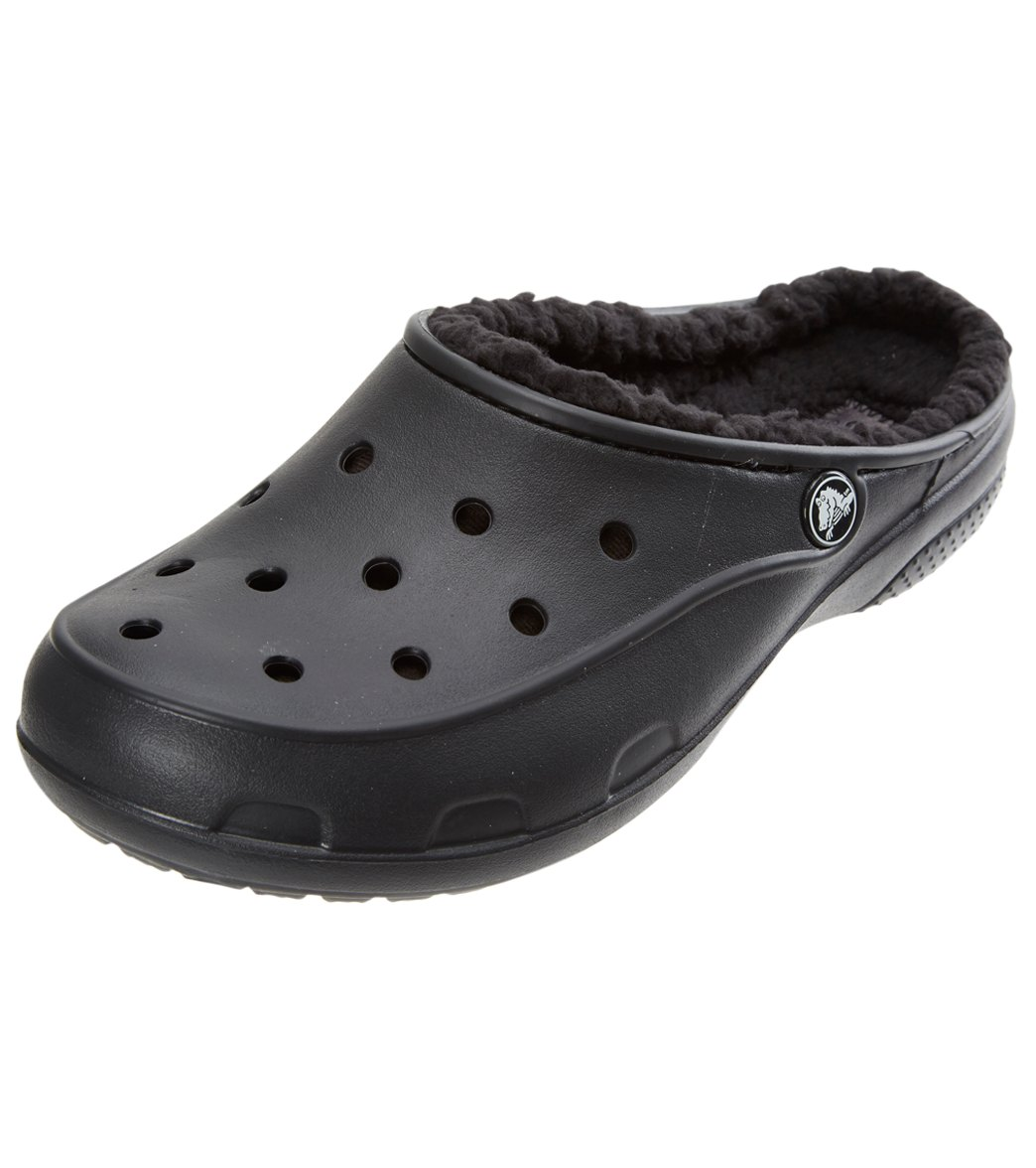 c5e9320cd Crocs Women s Crocs Freesail Plush Fuzz Lined Clog at SwimOutlet.com