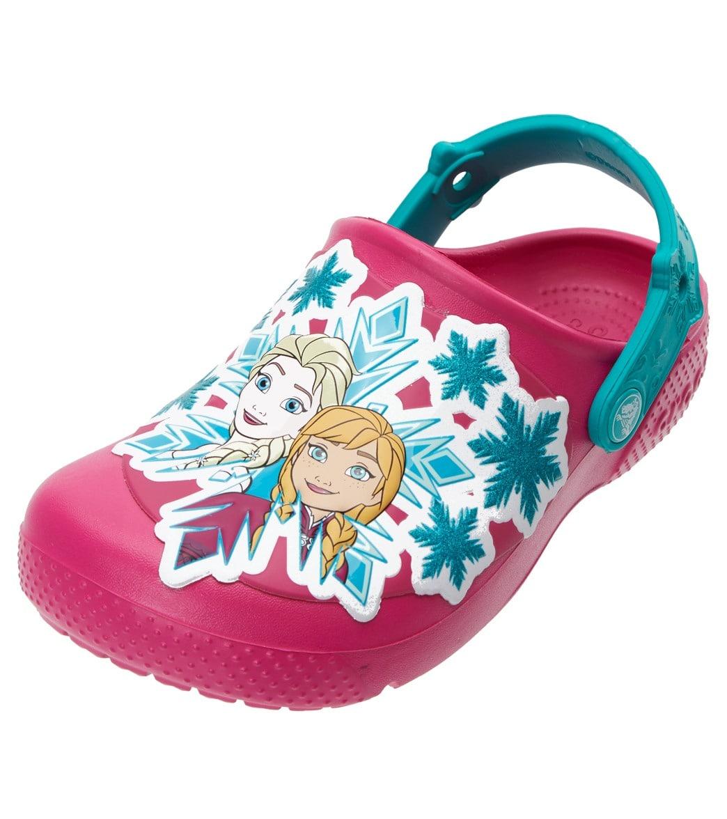 0427ca0d18de Crocs Kids  Crocs Fun Lab Frozen™ Clogs (Toddler