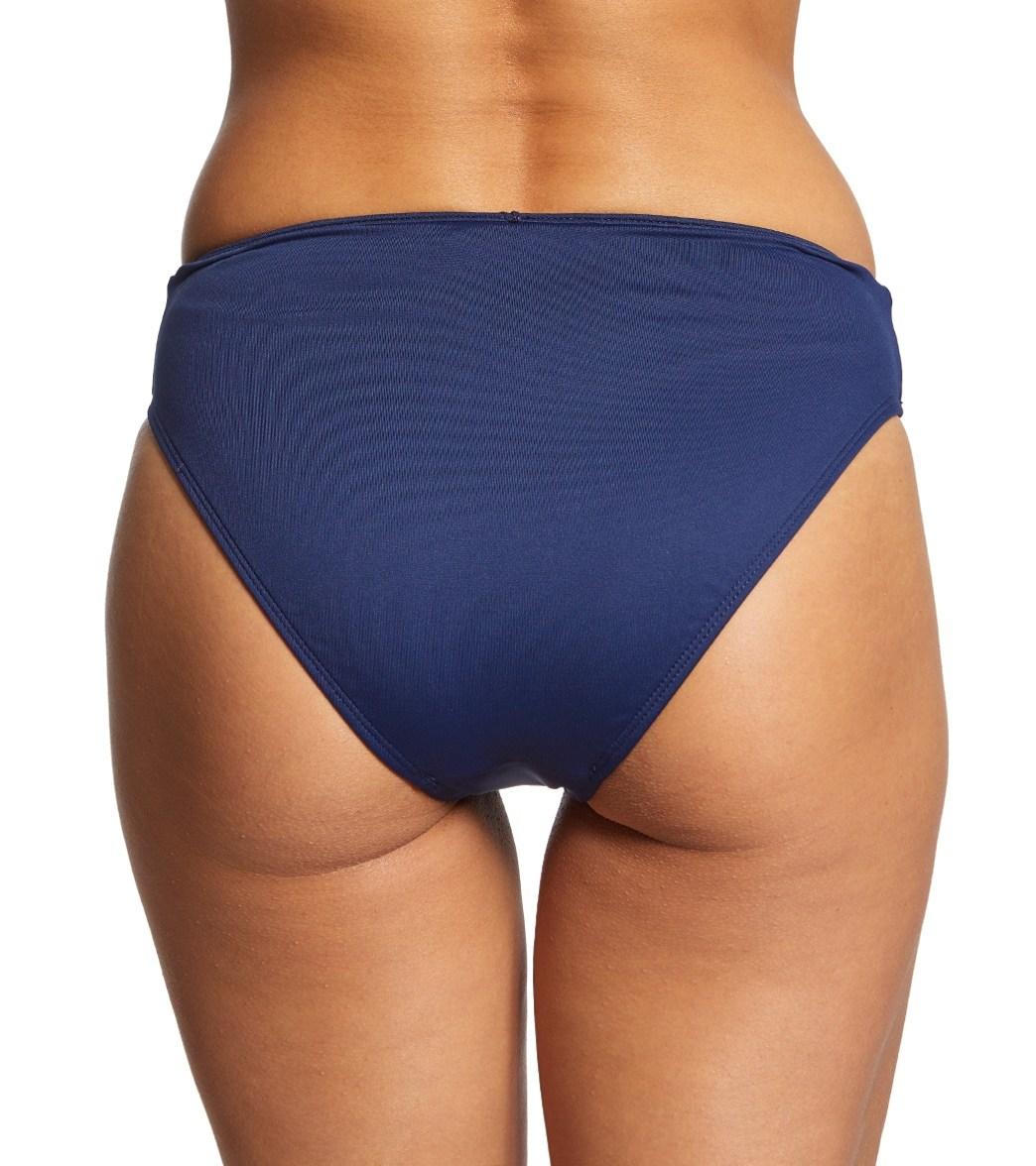 7b93572f6ac26 Polo Ralph Lauren Icon Classic Hi-Waist Bikini Bottom at SwimOutlet ...