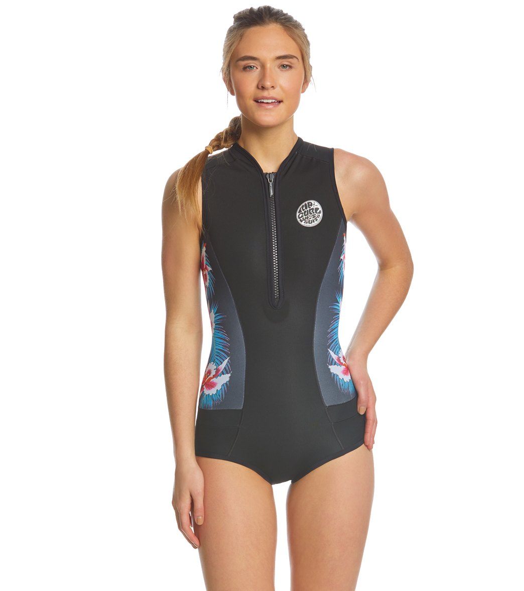Rip Curl Women s G Bomb Capsleeve Sublimated Springsuit at SwimOutlet.com -  Free Shipping c571c6efa