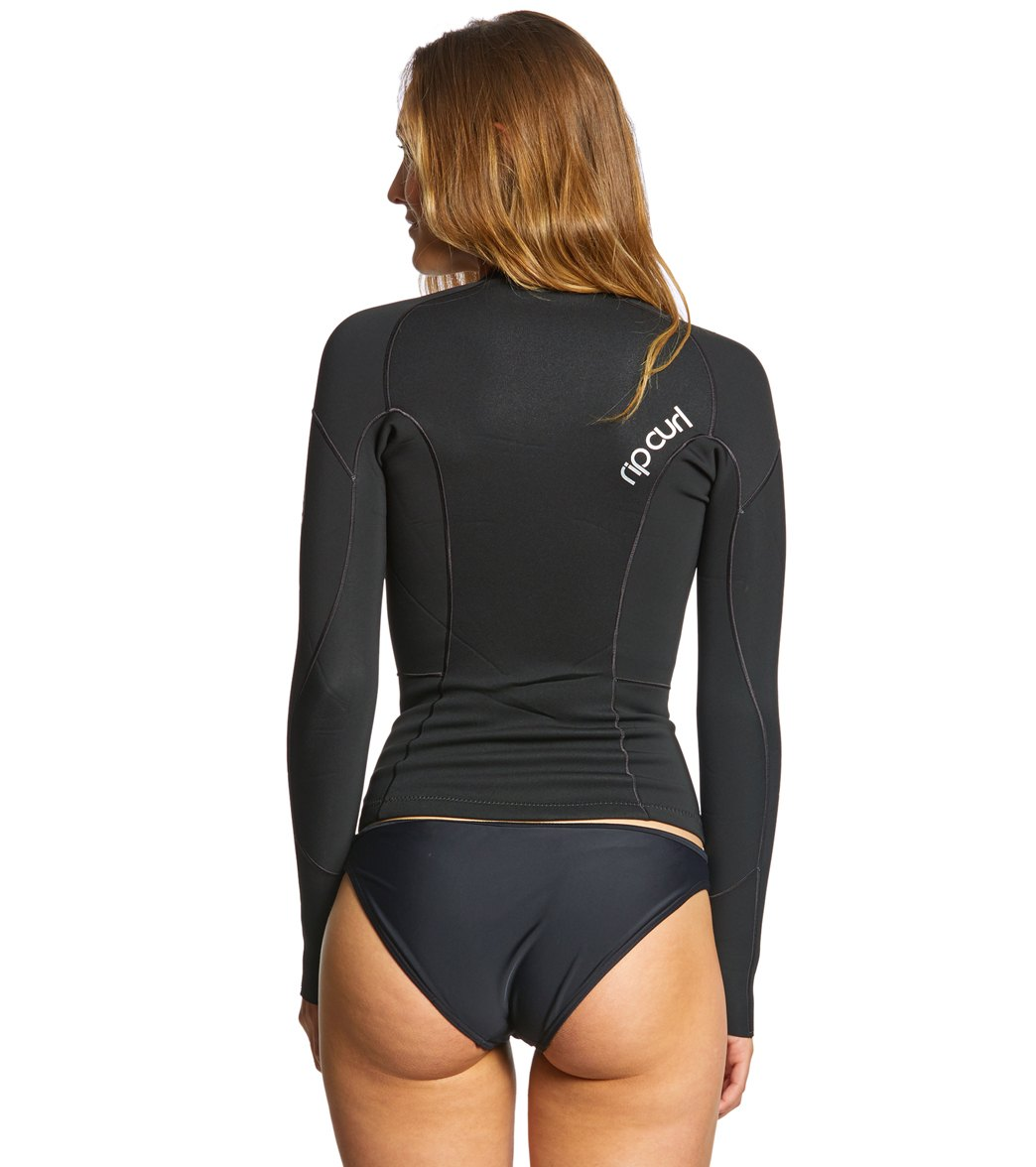 3ebdce6bc9 Rip Curl Women s Dawn Patrol Long Sleeve Surf Jacket at SwimOutlet ...