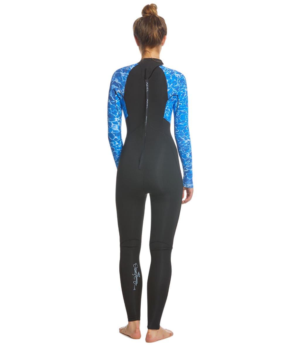 1ef6ec9c22 Xcel Women's Ocean Ramsey Axis 3u002F2MM Fullsuit