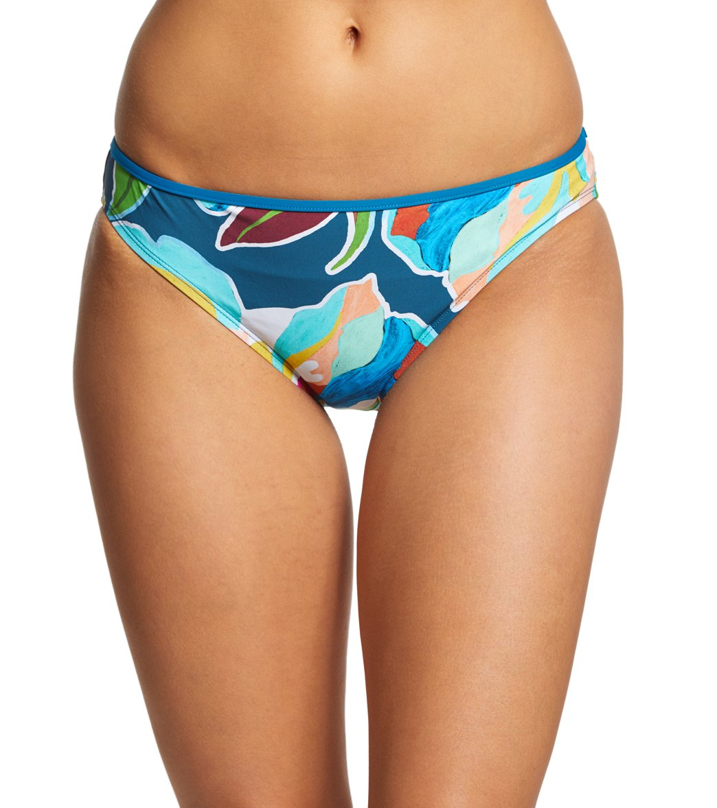 3c697a80fd9 La Blanca Go With The Flo-ral Hipster Bikini Bottom at SwimOutlet.com -  Free Shipping