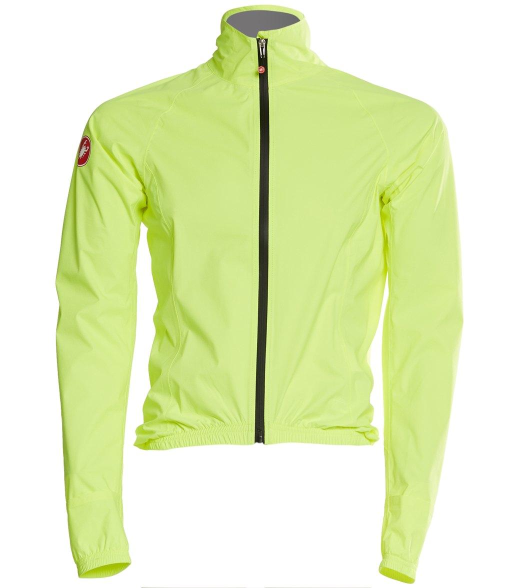 d3b2fa557 Castelli Men's Emergency Rain Jacket