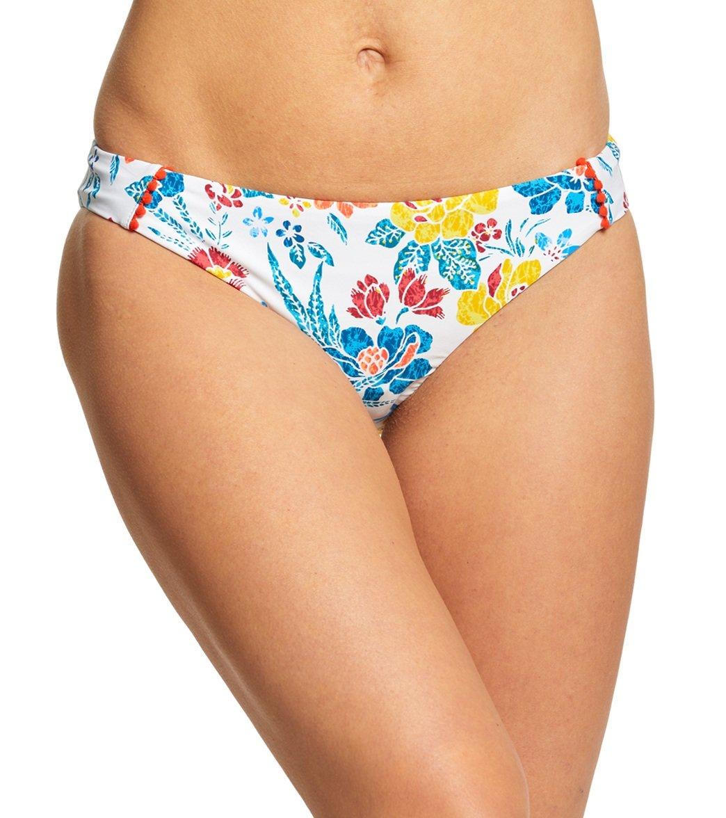 Lucky Brand Las Dalias Hipster Bikini Bottom
