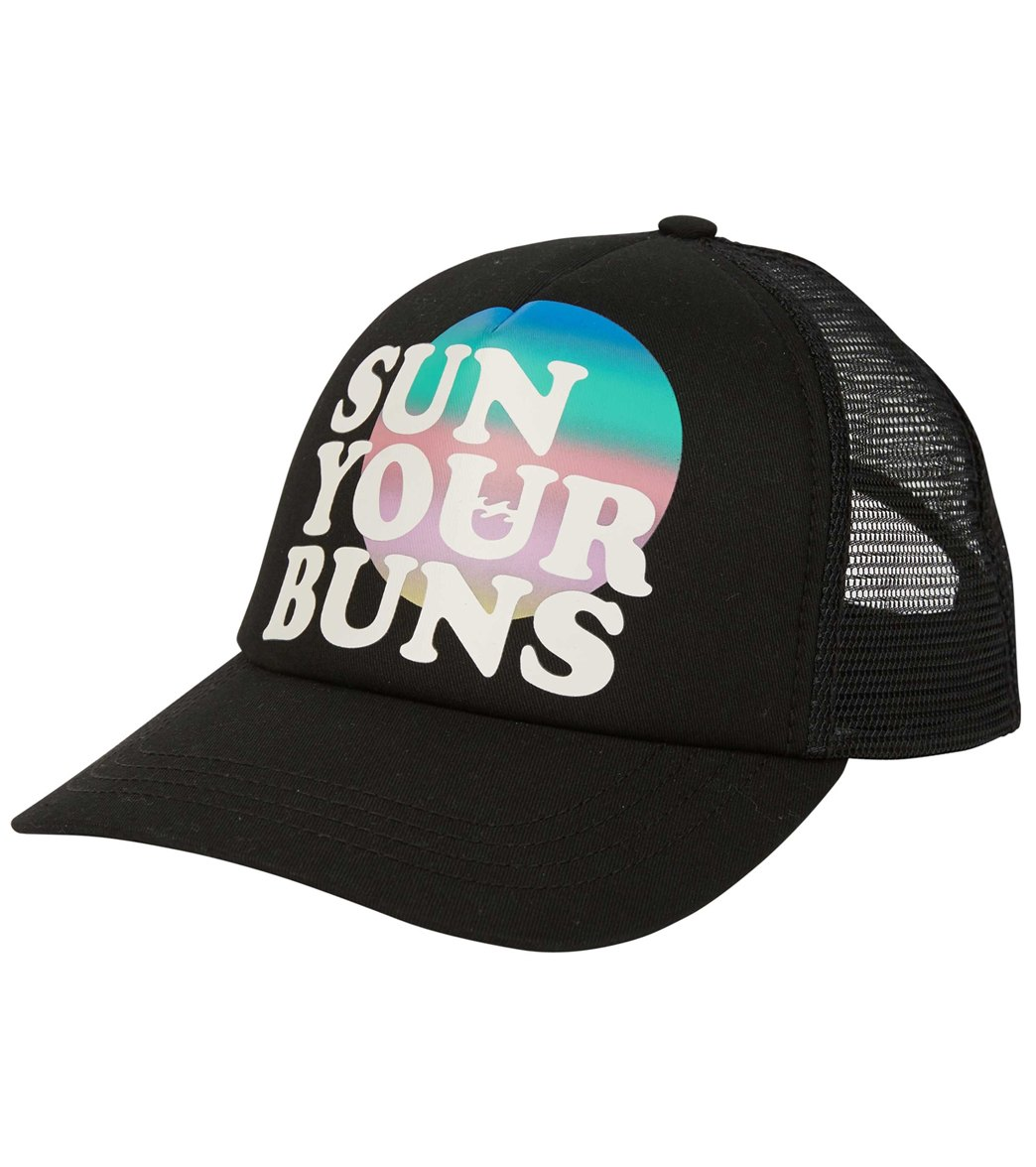 Billabong Women s Sun Your Bunz Trucker Hat at SwimOutlet.com b080cb7020d