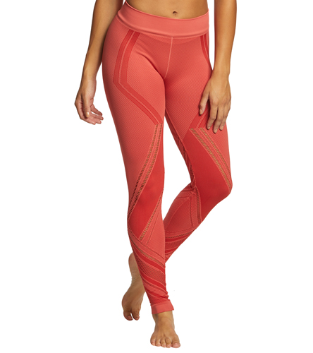 NUX Quintissential Seamless Yoga Leggings At YogaOutlet