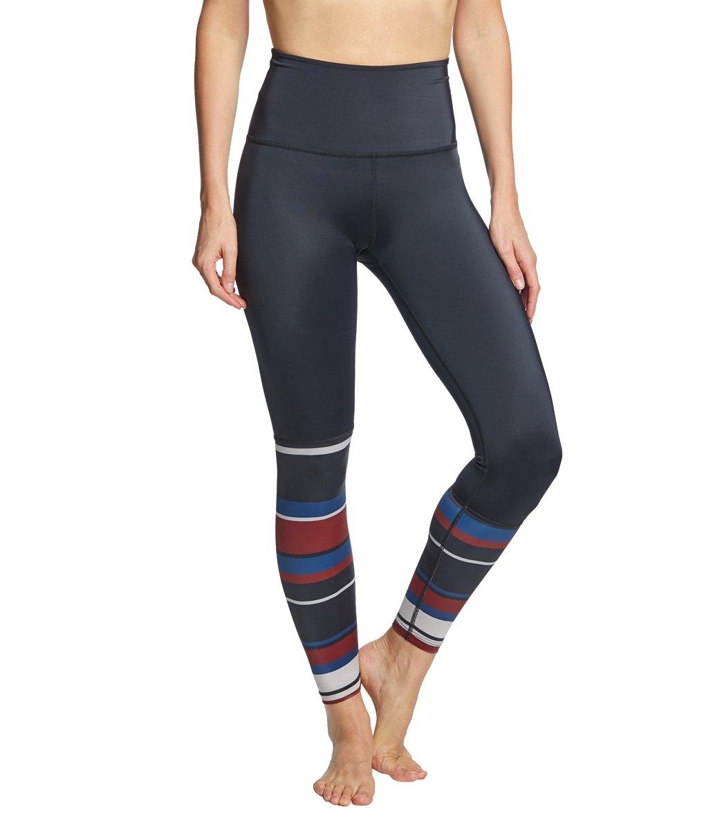 fcd3b875b Beyond Yoga Arlington High Waisted 7u002F8 Yoga Leggings