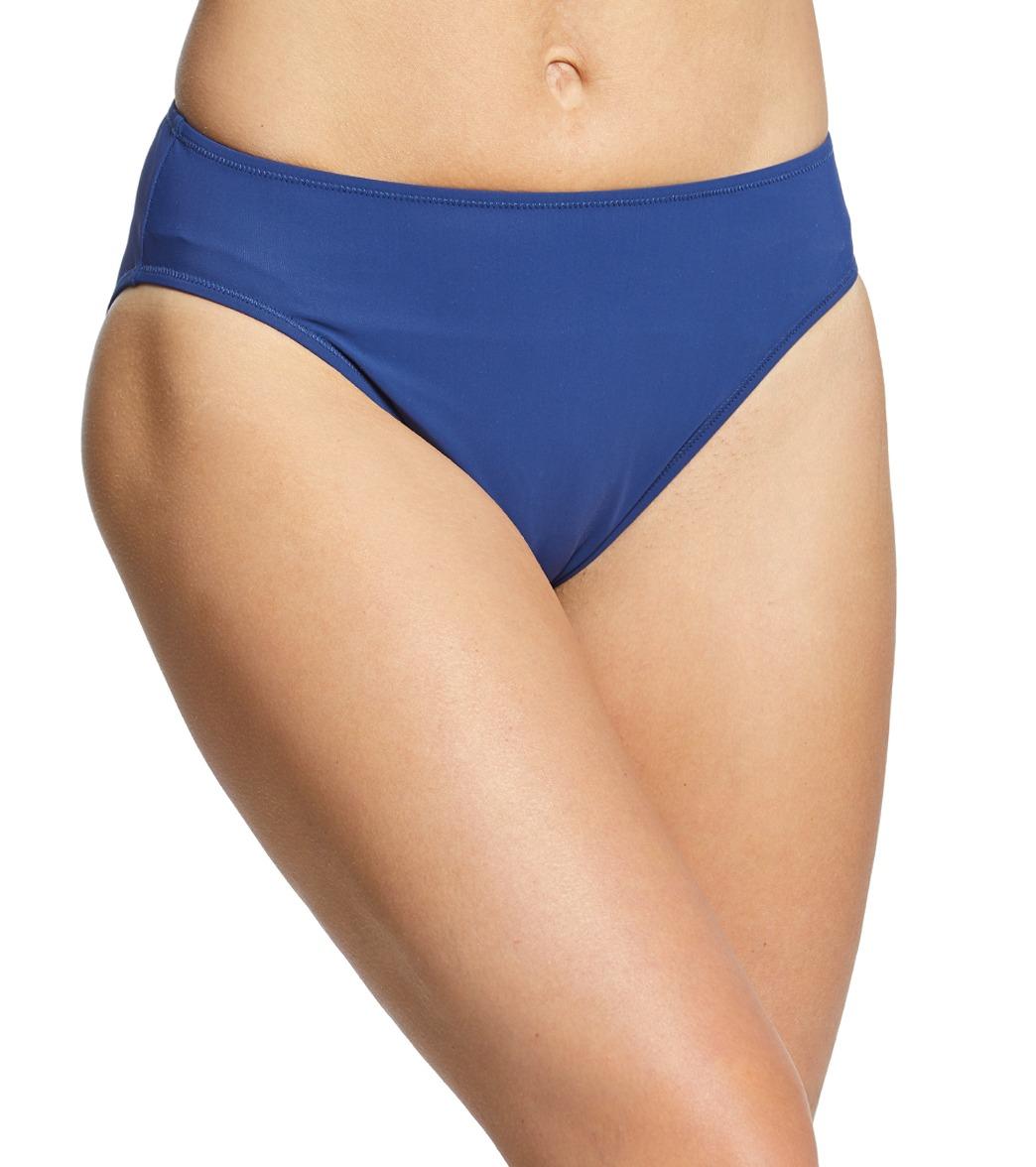 Profile By Gottex Bermuda Breeze Solid Bikini Bottom