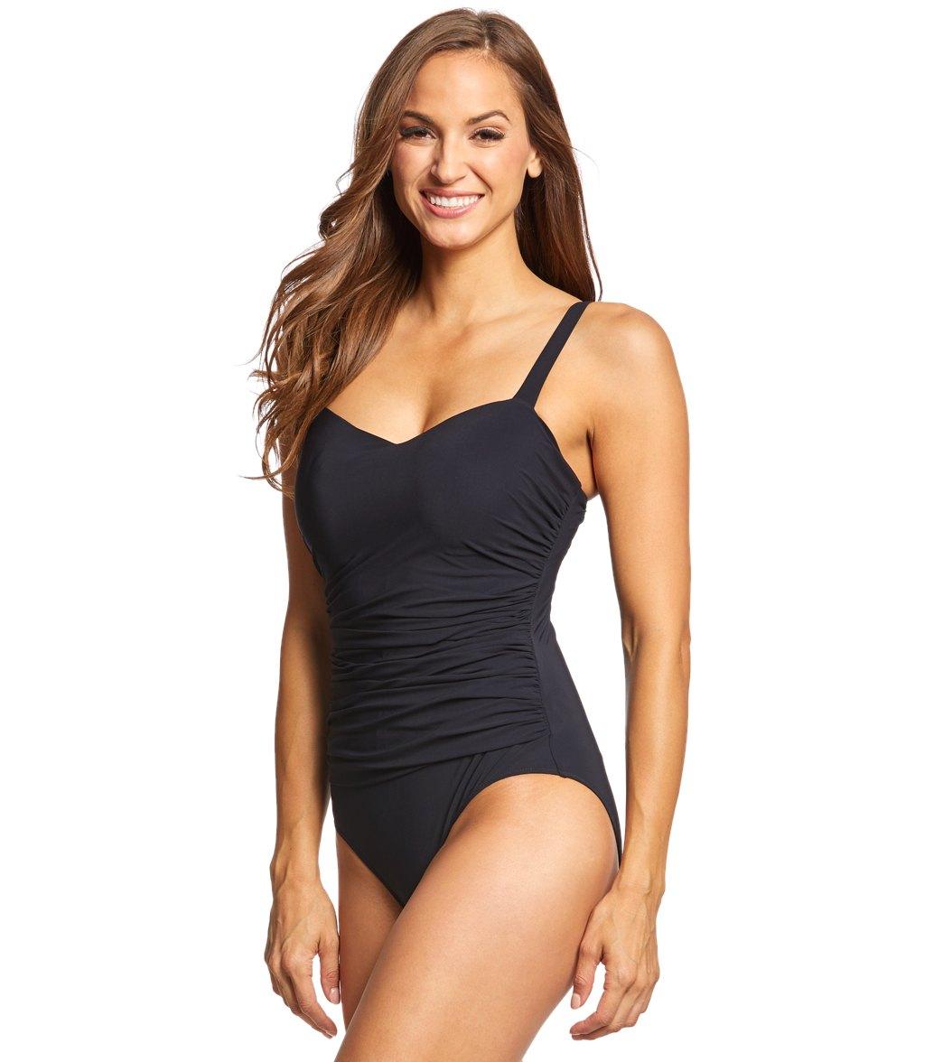 02eaea557e6e0 Profile by Gottex Tutti Frutti One Piece Swimsuit (D-Cup) at ...
