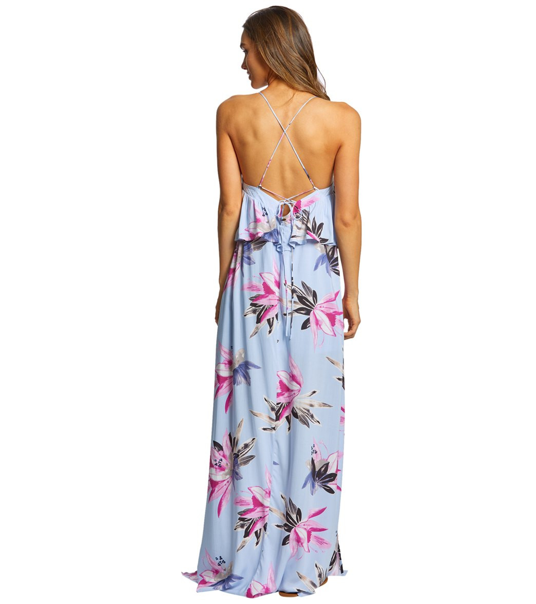 O\'Neill Women\'s Milly Maxi Dress at SwimOutlet.com - Free Shipping