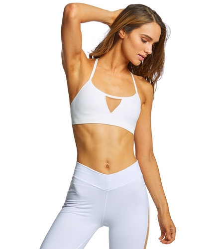NUX Double Double Seamless Yoga Sports Bra At YogaOutlet