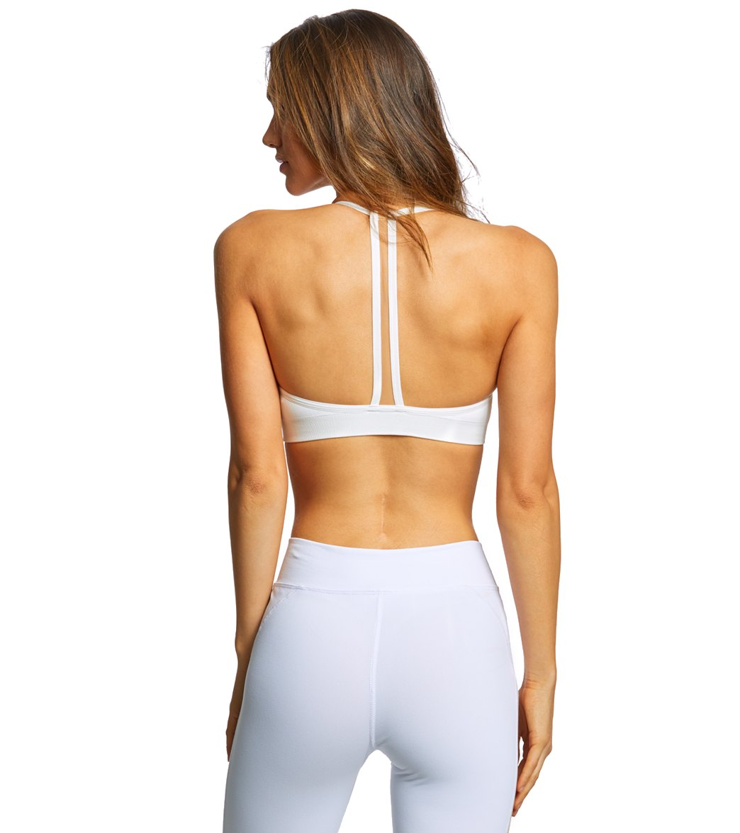 0581ef0e00d67 NUX Double Double Seamless Yoga Sports Bra at YogaOutlet.com - Free ...