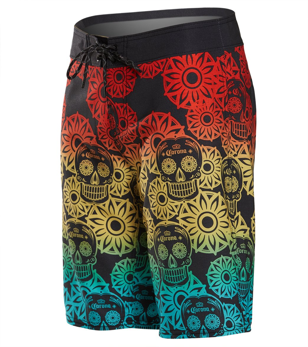 0ad2fe3770 Reef Men's X Corona Board Short at SwimOutlet.com - Free Shipping