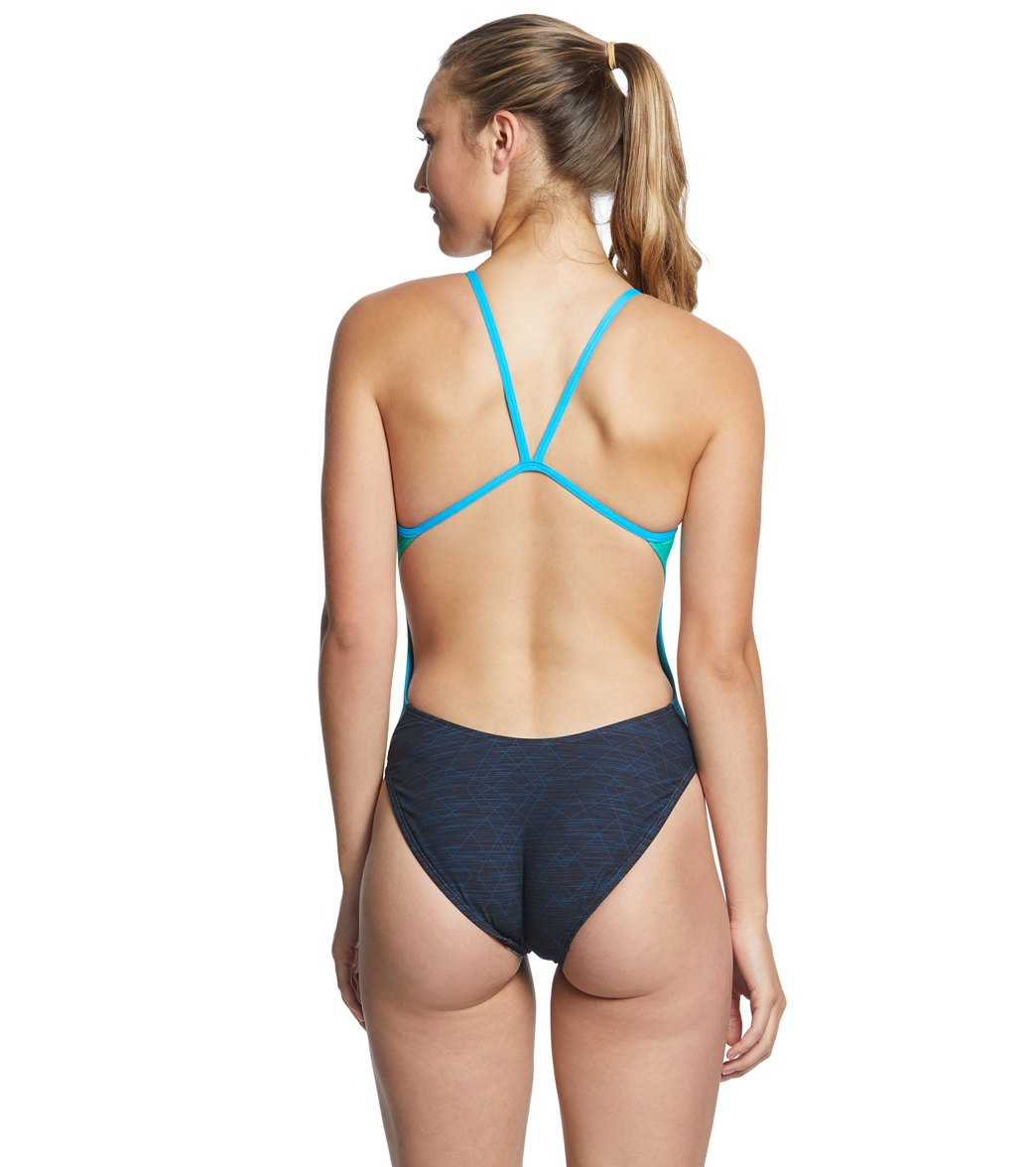 276f70cc4a TYR Women s Kinematic Cutoutfit One Piece Swimsuit at SwimOutlet.com ...
