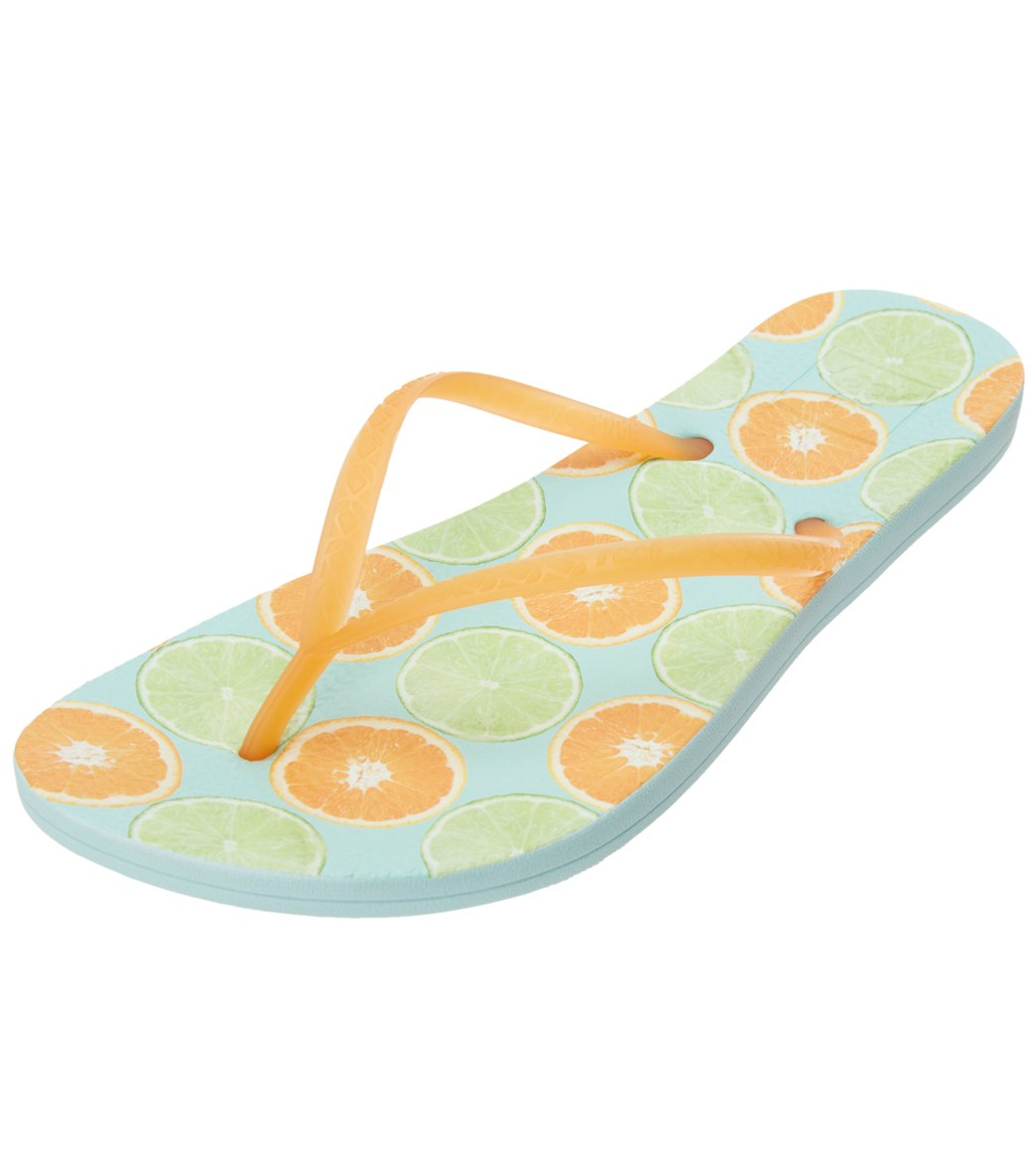 9c8a0d62b932 Reef Women s Reef Escape Lux Prints Flip Flop at SwimOutlet.com