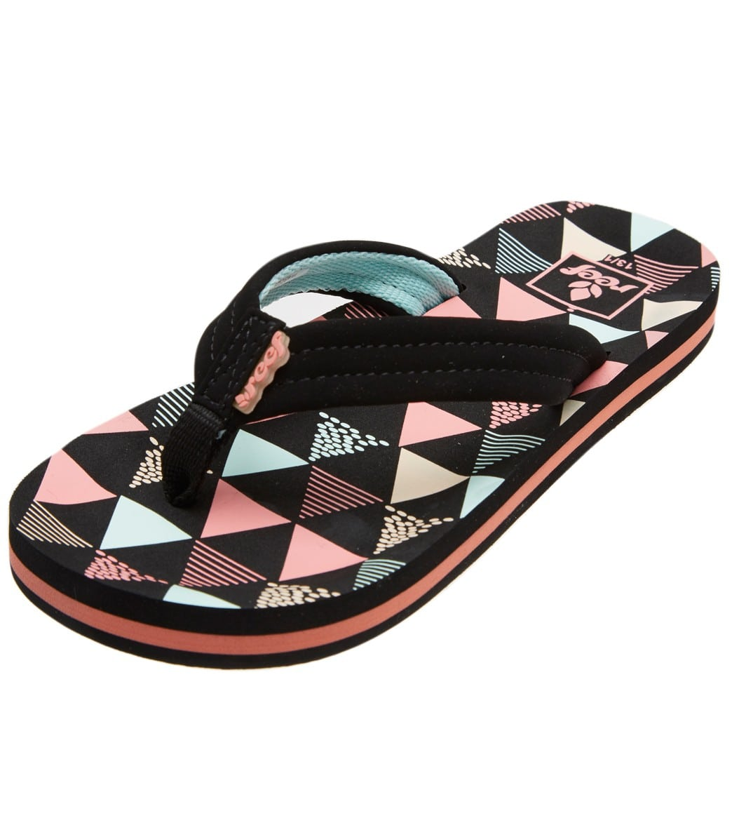 d672260a89c Reef Girls  Ahi Flip Flop (Little Kid Big Kid) at SwimOutlet.com