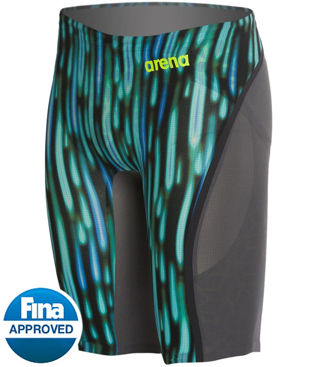 c8681598fa4dd Arena Men's Powerskin Carbon Ultra Limited Edition Jammer Tech Suit  Swimsuit at SwimOutlet.com - Free Shipping