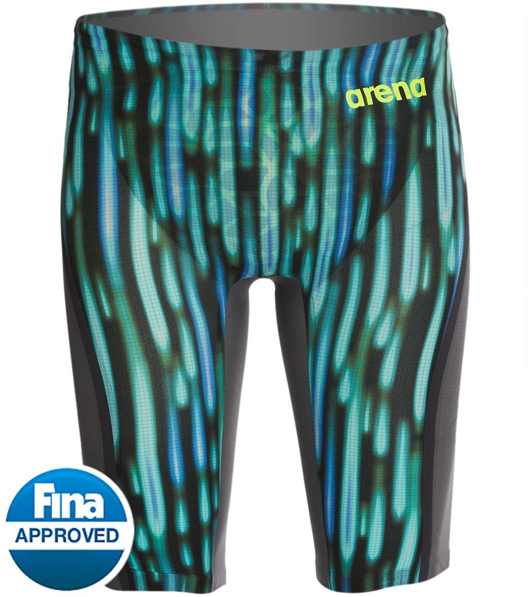 ac81fdff475ac Arena Men's Powerskin Carbon Ultra Limited Edition Jammer Tech Suit Swimsuit