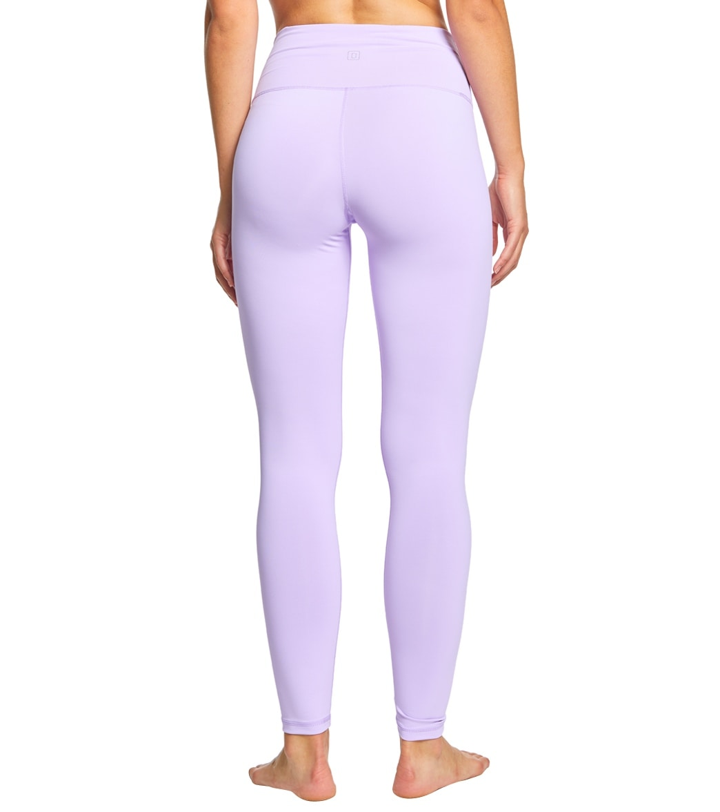 0ce23940a6 DYI Take Control High Waisted Yoga Leggings at YogaOutlet.com - Free ...