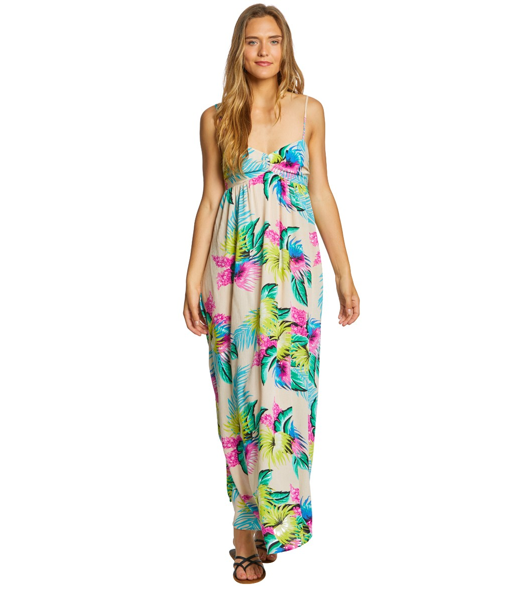 43452447af8aa Rip Curl Women s Ophelia Maxi Dress at SwimOutlet.com - Free Shipping