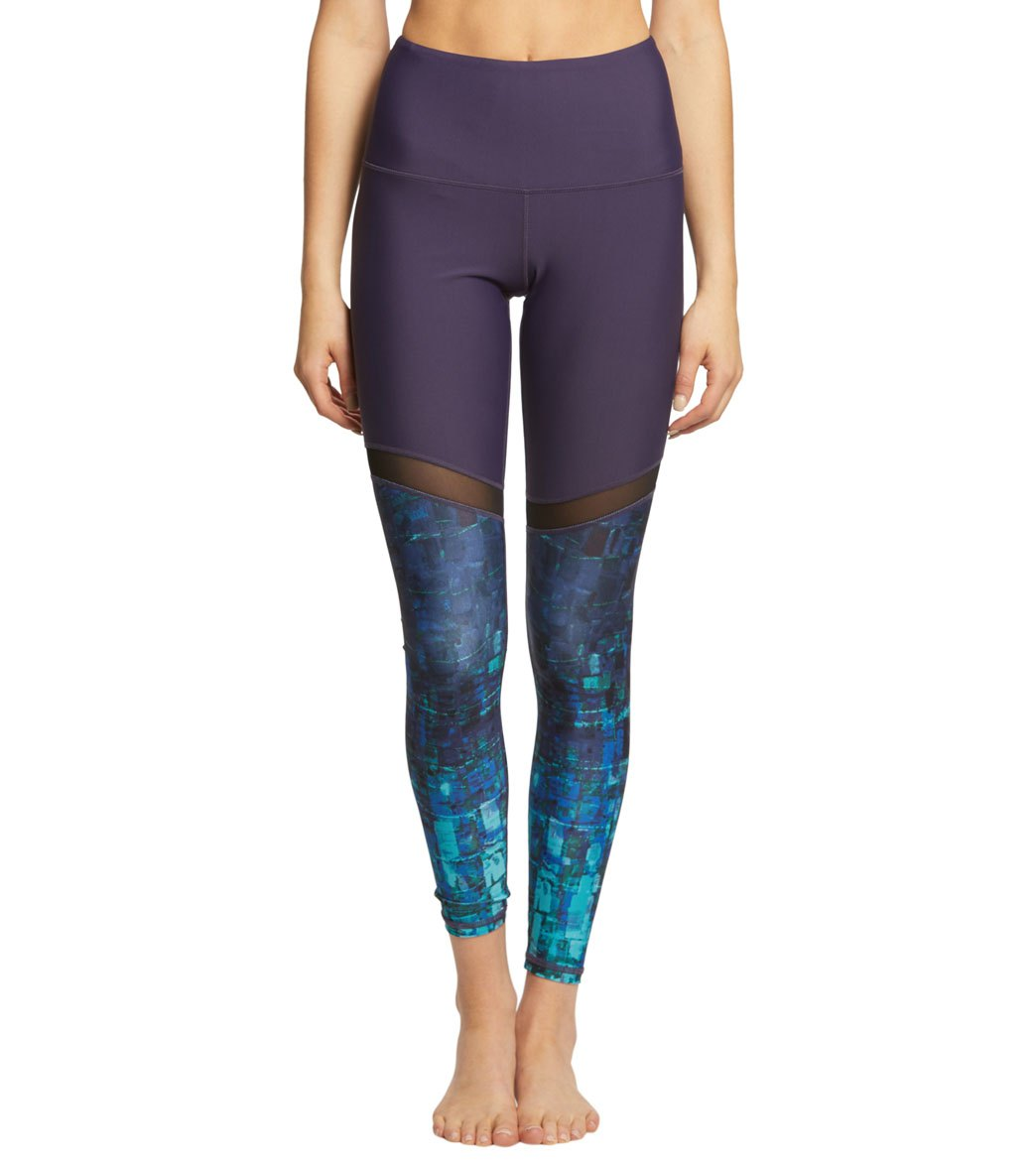 7c6b401633487 Manduka Engineered High Line Yoga Leggings at YogaOutlet.com - Free ...