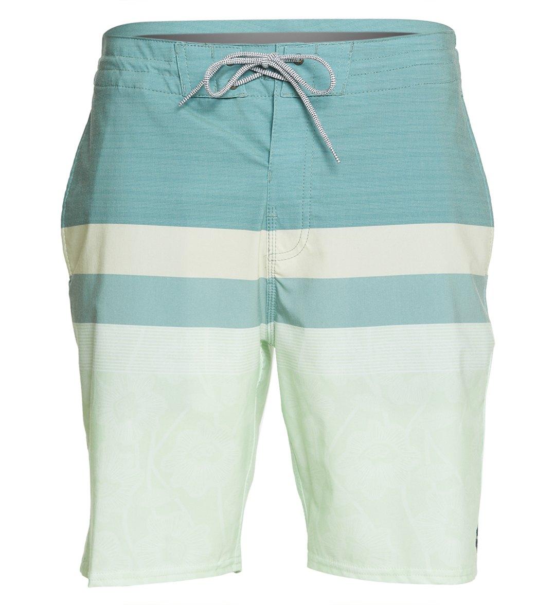 Rip Curl Mens Rapture Layday Side Pocket Swim Board Shorts